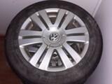 VW alut  Michelin 205 55 16