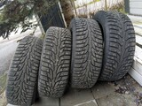 Hankook Rs pike