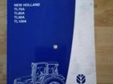 New Holland TL70a, TL80a, TL90a, TL100a