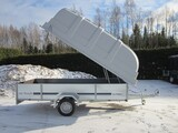 JsV Trailer  XL750+ 150x350x50cm