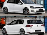 Volkswagen  GOLF VII kori