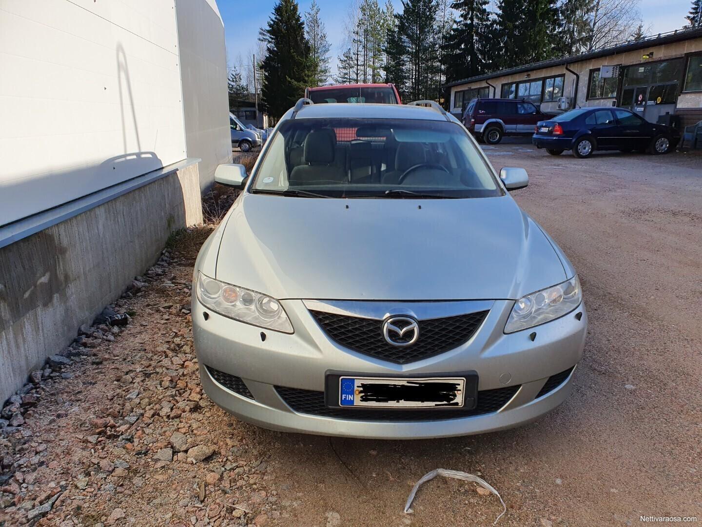Mazda 6 Automaattivaihteisto Viat