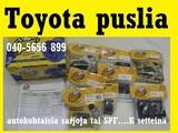 Toyota pusla iskari keskiö