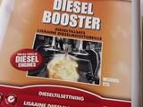 DIESEL BOOSTER Dieselmoottorien lisäaine