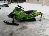 Arctic cat Snopro Snowcross