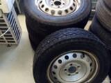 16 vanteet Renault Trafic