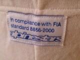 Alpinestar  Alusasu FIA hyväksytty