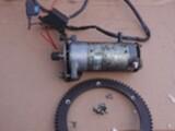 Startti ja kehä Starttimoottori Rotax 503