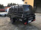 JJ-TRAILER 3300M35 Black Edition Alu