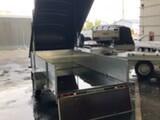 JT Trailer 750 kg 150 x 330 cm