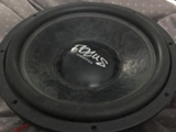 Focus Acoustics Black 15D2