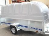 jt-trailer 330x150x35 lava+ kuomu 103cm.