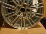 Wheel world Racing silver