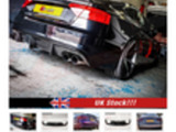 Xenonz UK Audi S5 sportback diffuusori