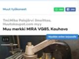 Mira +muut koneet