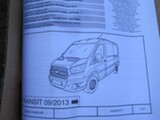 Ford transit Kattotelineet