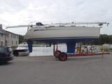 Satamatraileri 5tn purjeveneelle