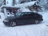 Saab 9-3 tid