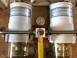 Racor Dual 900 Polttoaine suodattimet Diesel