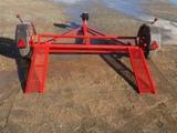 Autohinausdolly 1500 kg akseli,leveä malli