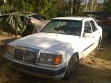 200D-300D W124 Farmari ja sedanit W123, W124
