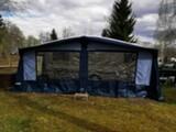Svenska Tält Camping etuteltta