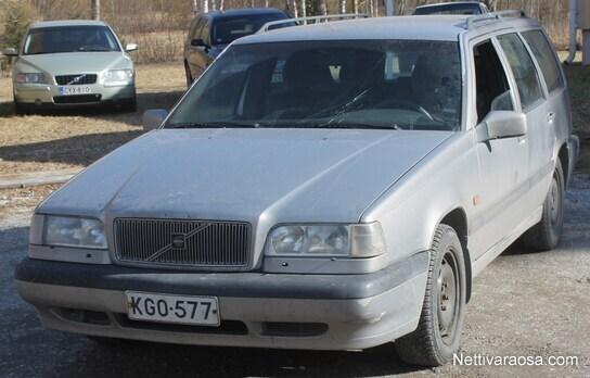 Nettivaraosa Volvo 850 1995 140hp Manual Car Spare Parts Nettivaraosa