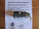 HITACHI OSIA High Speed solenoidi pumpulle