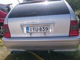 Mercedes-benz takapuskuri
