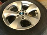 """BMW  17"""" aluvanteet"""