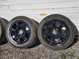 Michelin 5x120 bmw e61 orkkis vanteet