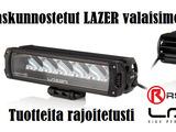 Lazer lamps LED-Lisäkaukovalot