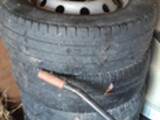 Michelin kesärenkaat 4kpl