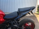 Honda fireblade Vaihdetaan alkuperäiseen