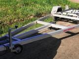 Vm-Traileri  Alumiini 850kg