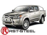 Lisävaloteline  Toyota Hilux 2005-2015