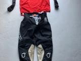 Yoko Motocross housut ja paita