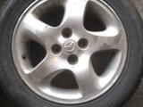 Mazda alkuperäiset alumiinivanteet