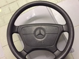 Mercedes Benz Ratti ja airbag