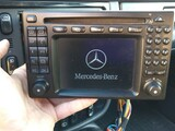 Mercedes-Benz COMAND 2.0 Radio Head unit