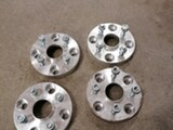 Spacer 4x114.3
