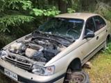 Toyota osina Koko auto osina