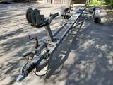 Lewo trailer 2000kg