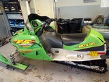 Arctic Cat F5