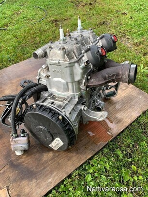 Moottorikelkan Moottori