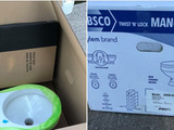 Jabsco Manual toilet
