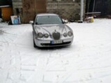 Jaguar s type  Sedan