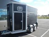 Ifor Williams  HB 506  2-hevosen traileri
