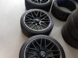 Michelin MB C63 AMG W205 Kesärenkaat