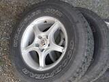 Goodyear Allterrain M+S 5x114.3
